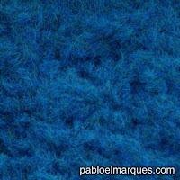 A-19 Césped electrostático 2 mm: Azul turquesa