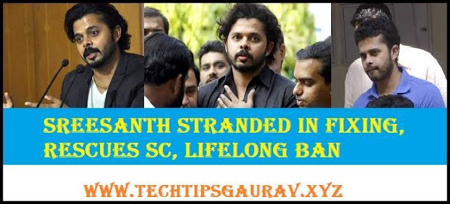 Sreesanth stranded in fixing, rescues SC, lifelong ban, sreesanth sc, sreesanth match fixing judgement, other cricketers about sreesanth, can sreesanth play again, sreesanth cricketer latest news, cricketers on sreesanth, sreesanth before after, was sreesanth a good bowler quora,