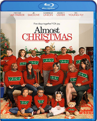 Almost Christmas [2016] [BD25] [Latino]
