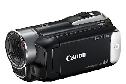 Canon LEGRIA HF R16 Series Driver Download Windows, Mac