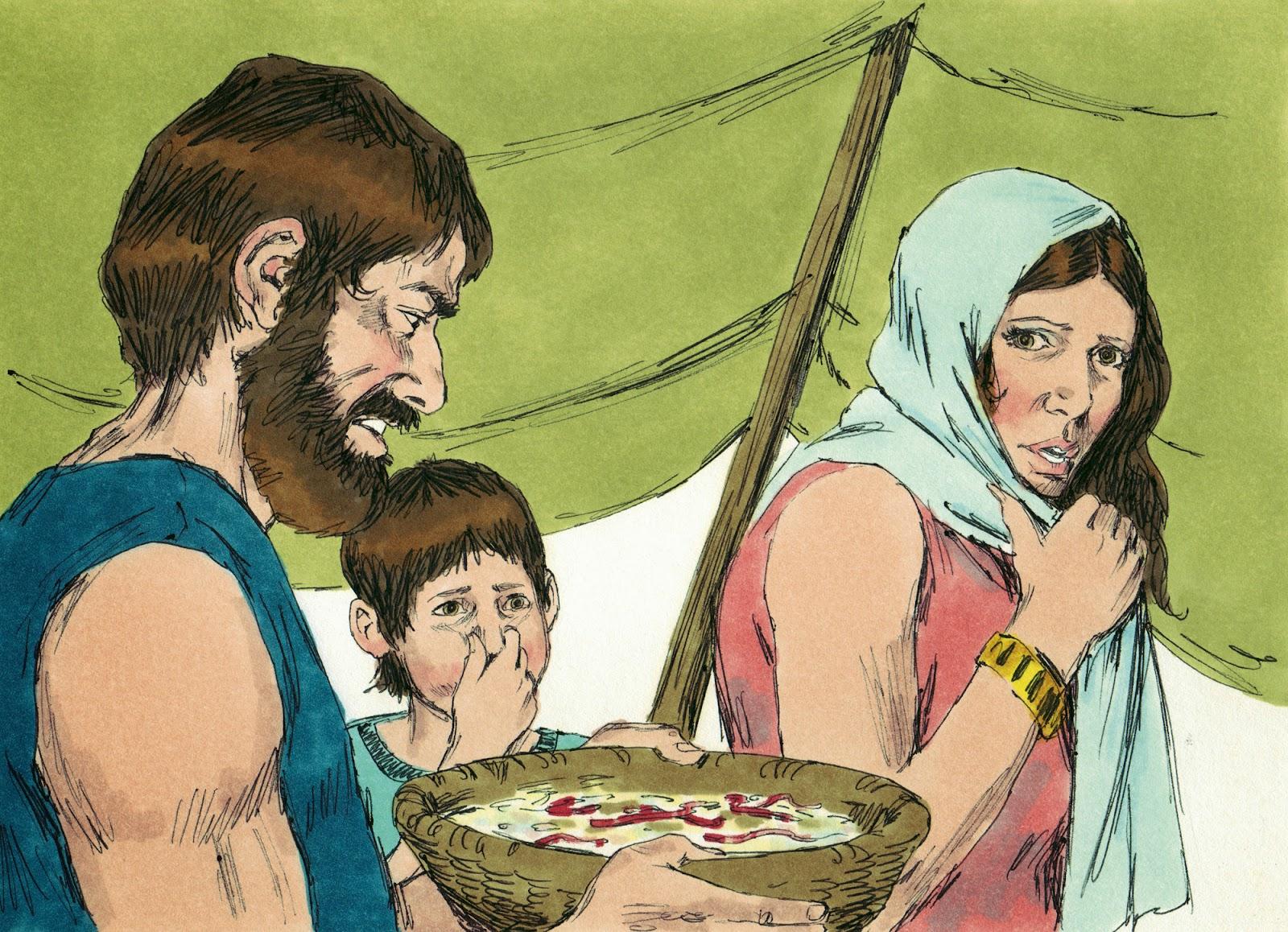 Bible Fun For Kids 2 6 God Provides Manna Amp Quail