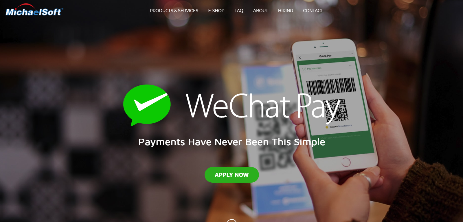 How To Receive Wechat Payment From China And Malaysia We Offer Free Register For Merchant In Malaysia Dds Diskless Network Management Solution