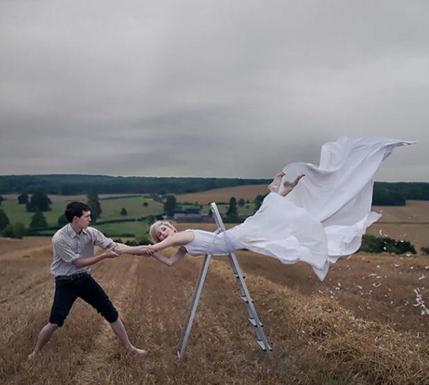 Ejemplos brillantes de trucos que usan los fotógrafos