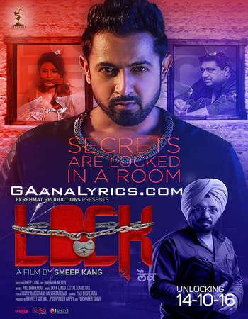 Poster Of Lock 2016 Punjabi 130MB  HEVC Mobile  Watch Online Free Download 300mb.cc