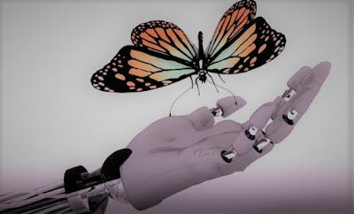 Come muovere naturalmente dita mano robotica
