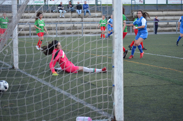 Pauldarrak B 2-0 Derio