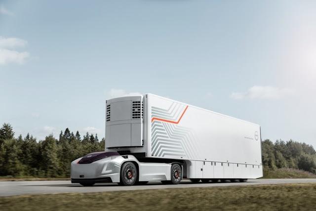 camion autonom-camion fara cabina-camion fara sofer