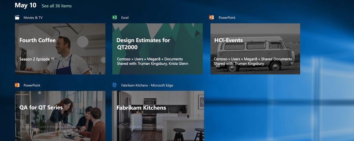windows latest features