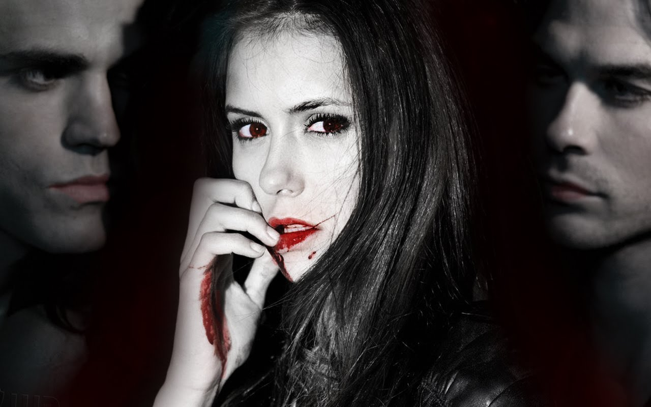 Wallpaper The Vampire Diaries: .: The Vampire Diaries