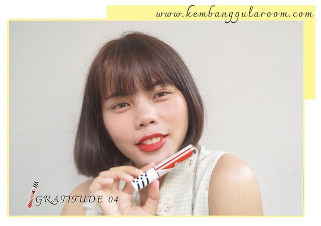MIZZU Divine Gloss dan Inspired Lipstick