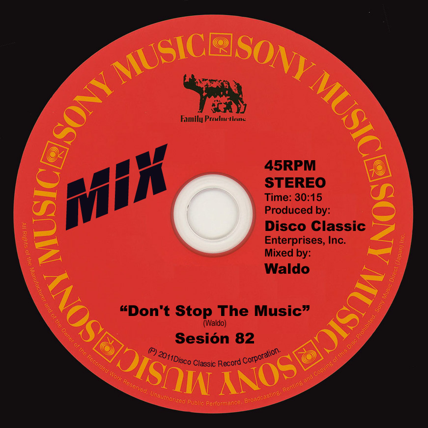 Don T Stop The Music Sesi 243 N 82