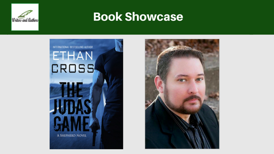Book Showcase: The Judas Game by Ethan Cross