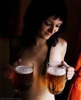 Хочешь похудеть без диет? Пей пиво