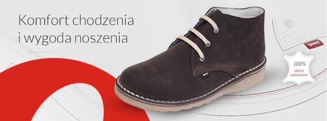 Polskie obuwie Otmęt