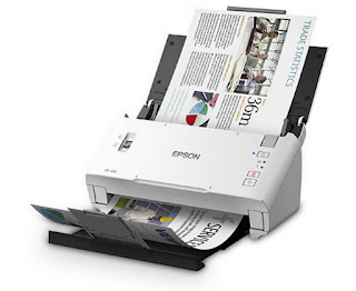 Epson WorkForce DS-410 Drivers Download