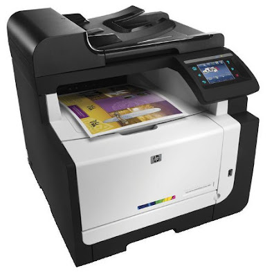 HP LaserJet Pro CM1415fn Driver Download