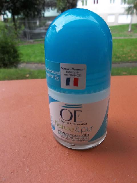Déodorant Nature & Pur - Oé