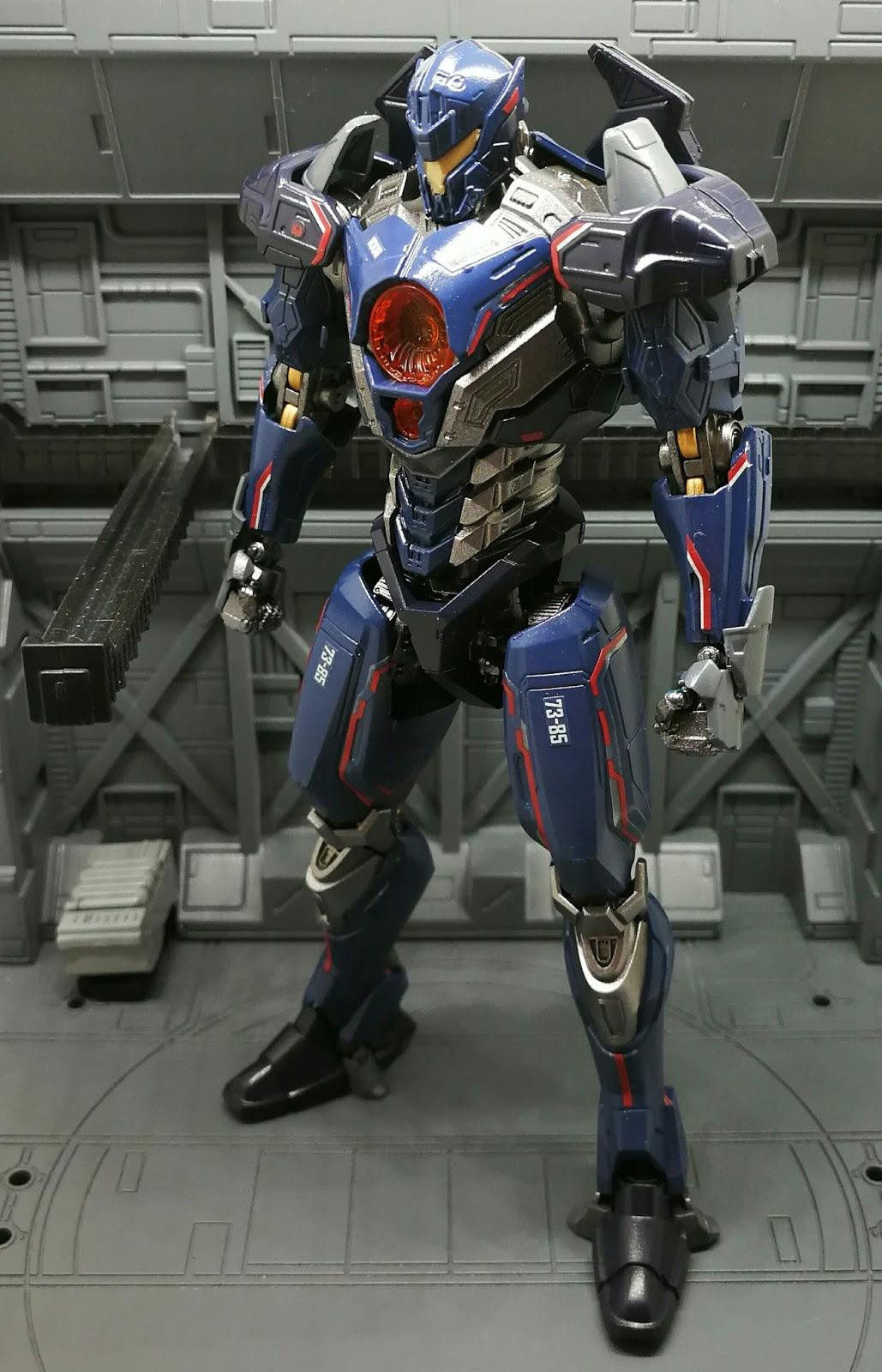PACIFIC RIM 2 Uprising HG 004 Gipsy Avengers Final Battle BANDAI MODEL KIT NEW