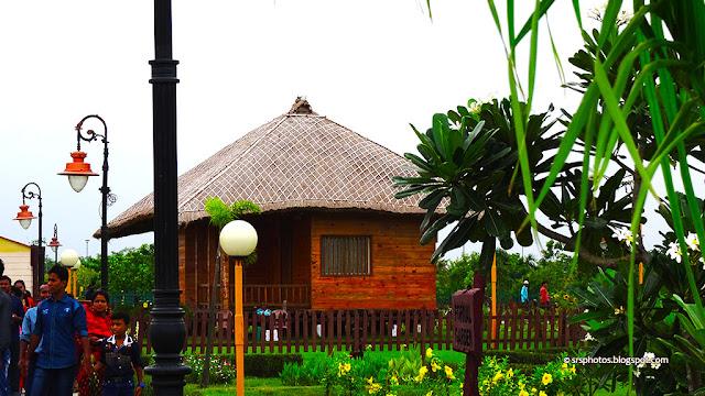 Artist's Cottage, Eco Tourism Park, Kolkata