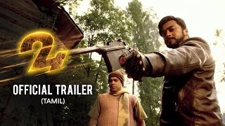 24 New Official Trailer – Tamil _ Suriya _ Samantha _ AR Rahman _ 2D Entertainment _ Vikram K Kumar