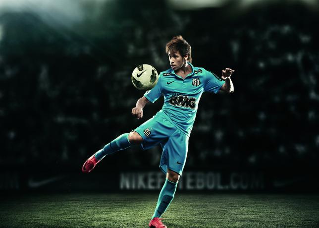 all sports celebrities neymar da silva new hd wallpapers 2013