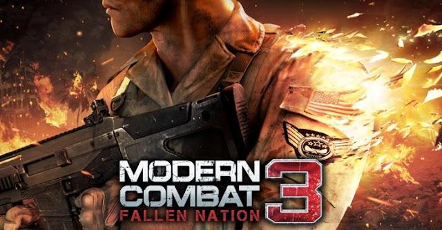Modern Combat 3: Fallen Nation [v1.1.4g Download Apk File for Android]