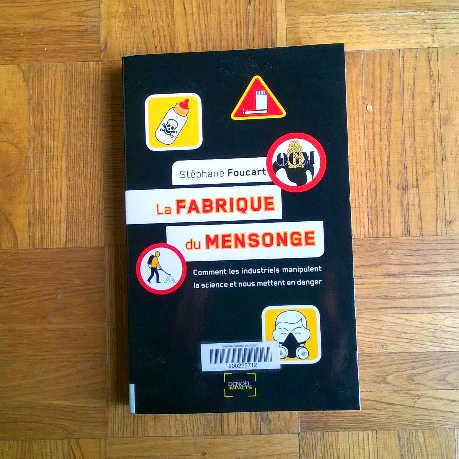 Bidoche de Fabrice Nicolino : fiche de lecture et avis