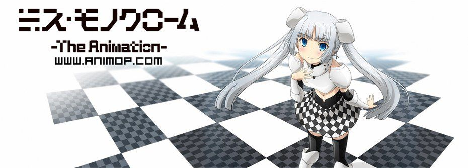 Miss Monochrome Season 1 Translated