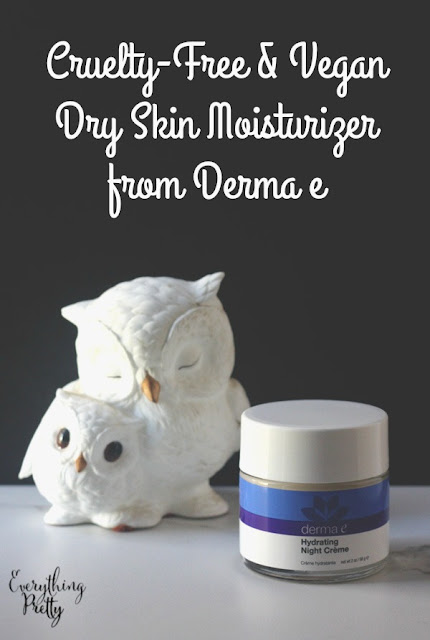 Dry Skin Winter Moisturizer from Derma e Vegan Cruelty Free Beauty