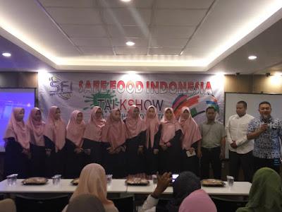 Safe Food Indonesia Kenalkan Sistem Keamanan Pangan