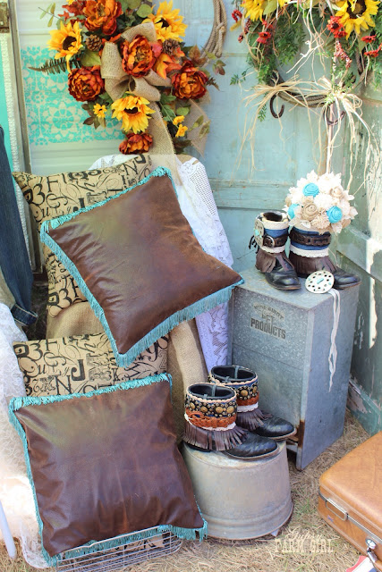 GypsyFarmGirl rustic home decor