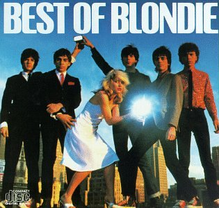 Best of Blondie album cover