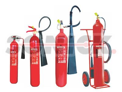 Alat Pemadam, Alat Pemadam Murah, Tabung Pemadam Api, CarbonDioxide, Co2,
