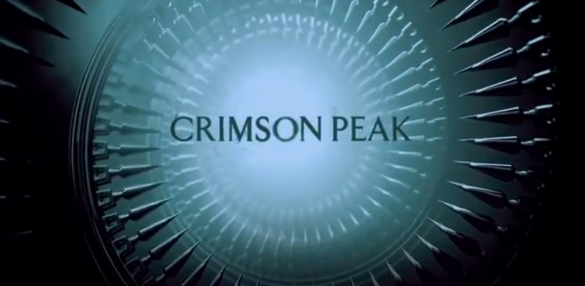 Film Crimson Peak 2015. Review