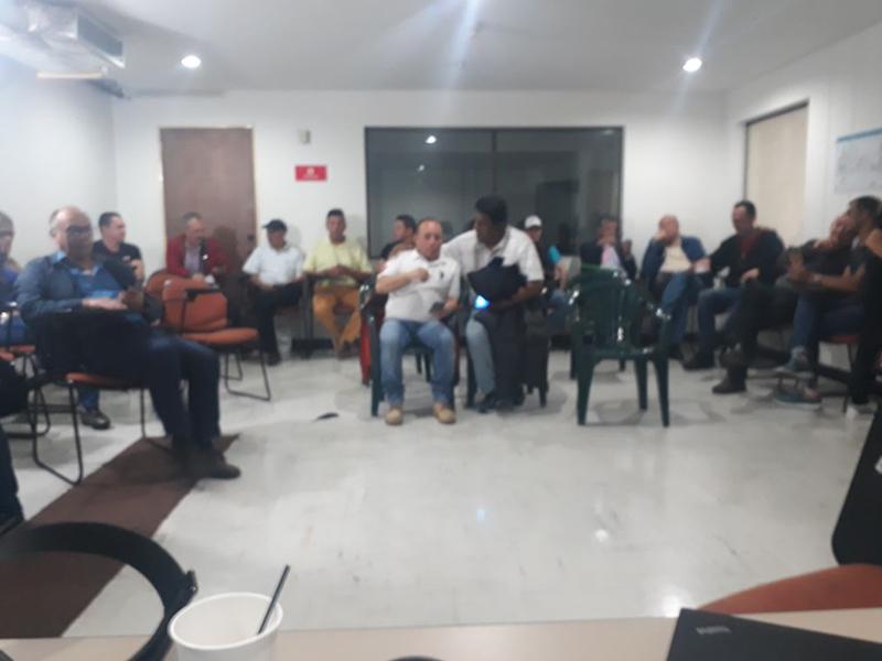 Sintradian Bogotá desarrolla talleres de comunicación como herramienta del trabajo sindical