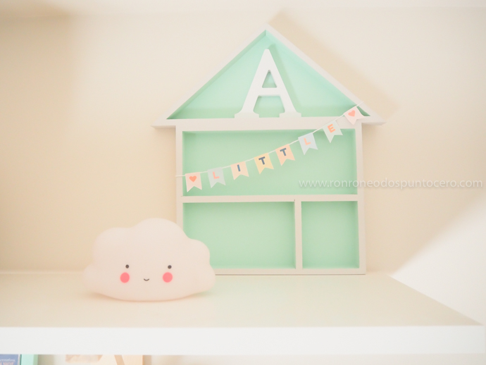 Crea y Decora con Chalk Paint: Casita de madera