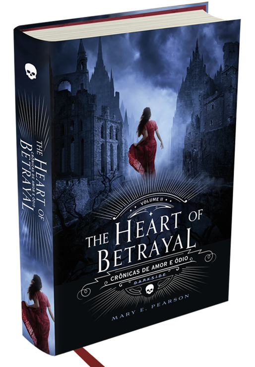 Heart of Betrayal capa