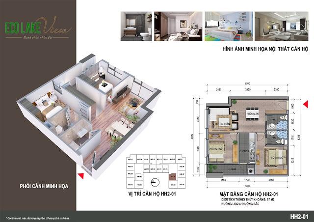 Thiết kế căn HH01