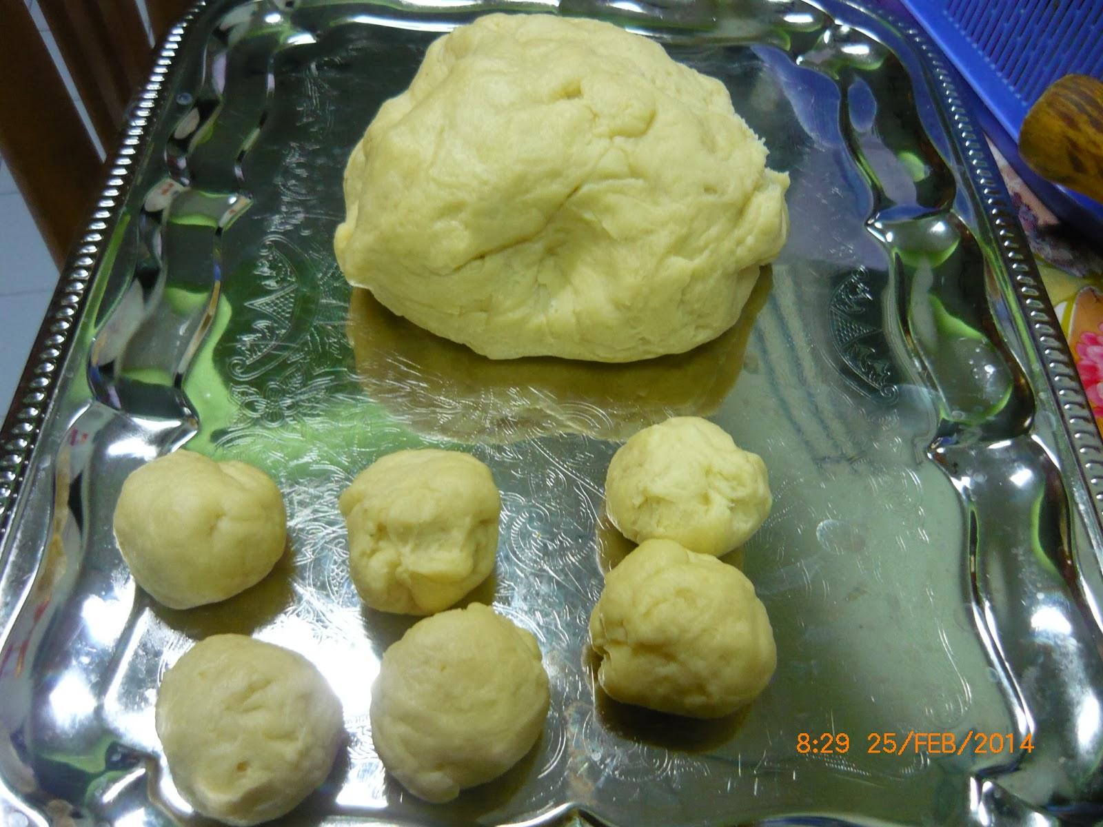 """""""Sentuhan RasaKasihMama"""": Roti Sardin Roll ..Experiment utk di forzen dan di goreng"""