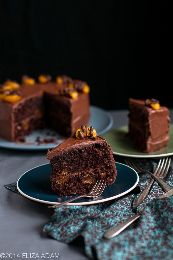Carrot Cake Point
