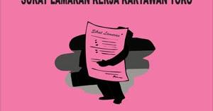 Contoh Surat Lamaran Kerja Karyawan Toko Contoh Surat Lamaran Kerja