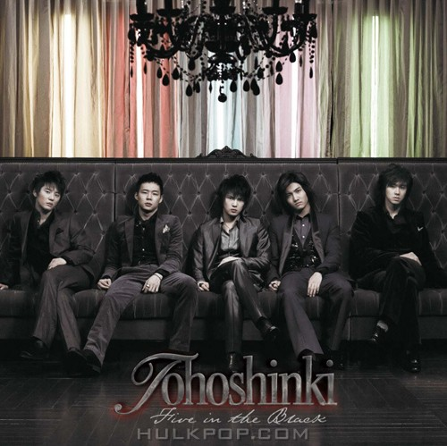 Tohoshinki – Five In The Black (ITUNES PLUS AAC M4A)