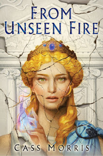 Interview with Cass Morris, author of From Unseen Fire