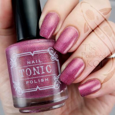 Tonic Polish Poison Rose