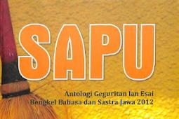 SAPU Antologi Geguritan lan Esai Basa Jawa