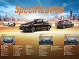 Fitur Spesifikasi Mobil All New Honda City