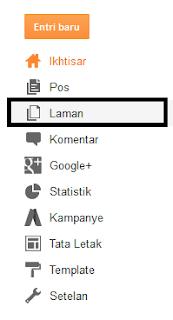 Sangat Mudah Sekali Untuk Membuat Halaman Daftar Isi Secara Otomatis Di Blogger