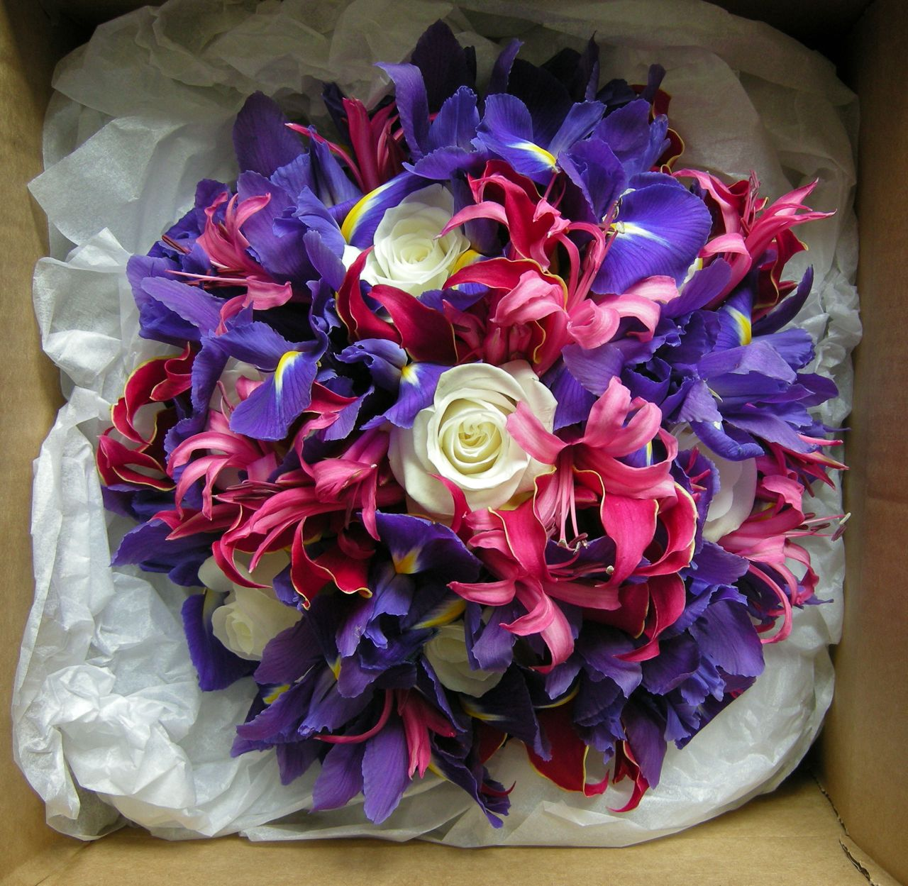 Purple And Pink Wedding Flowers: Wedding Flowers Blog: Zoe's Wedding Flowers, Marriott Meon