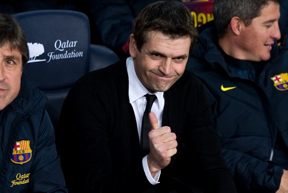 Tito Vilanova is now set to concentrate on fighting cancer for a second time this year