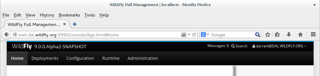 WildFly 9 - Kerberos Authentication for Domain Management Over HTTP